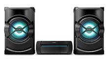 SONY SHAKE-X30 Home Audio System with Bluetooth